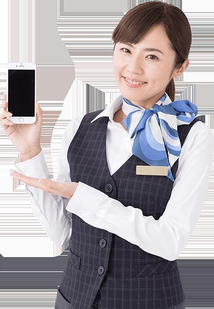 モバイル・通信業界に特化したお仕事をご紹介! プライベートも充実