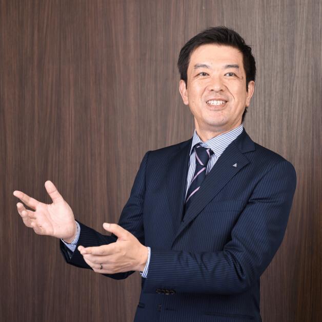 代表取締役社長 横堀 秀和